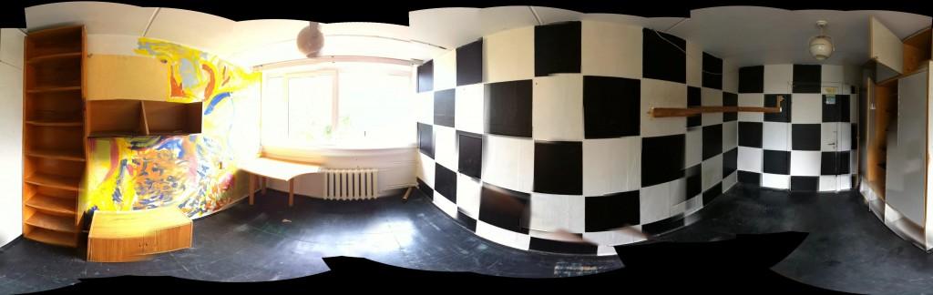 Vana internaat, 2 korruse korter